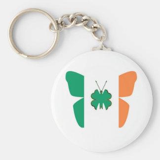 Ireland flag for Irish fans Keychain