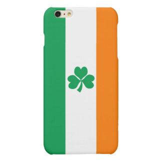 Ireland flag for Irish fans Matte iPhone 6 Plus Case