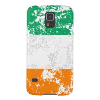 Ireland Flag Galaxy S5 Cover
