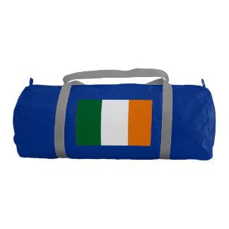 Ireland Flag Gym Duffel Bag