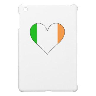 Ireland Flag Heart iPad Mini Cases