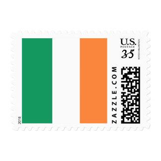 Ireland Flag Irish Tricolour St Patricks Day Postage