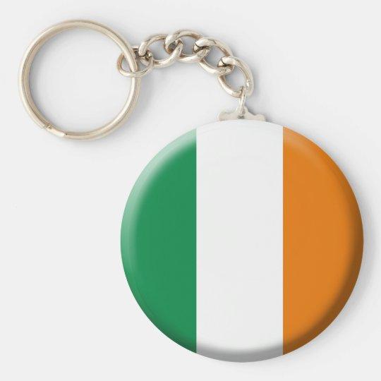 Ireland Flag Key Chain
