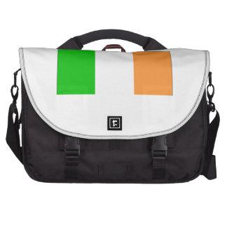 Ireland Flag Laptop Messenger Bag