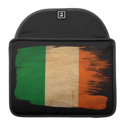 Ireland Flag MacBook Pro Sleeve