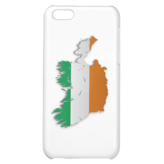 Ireland Flag Map iPhone 5C Covers