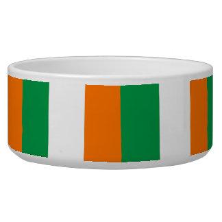 Ireland Flag Pet Bowl
