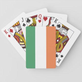 Ireland Flag Poker Cards