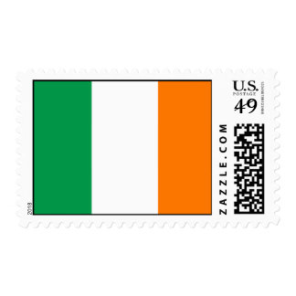 Ireland Flag Postage Stamps
