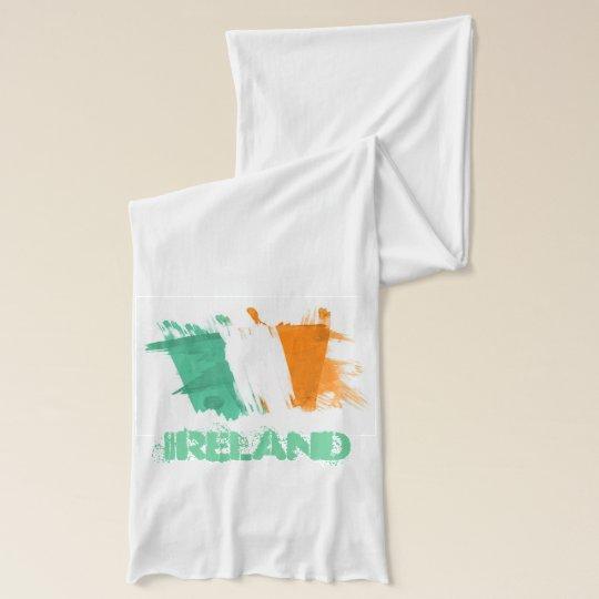 ireland flag scarf