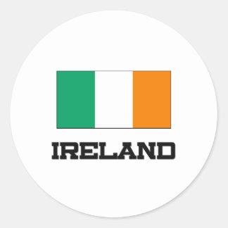 Ireland Flag Sticker