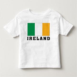 Ireland Flag Toddler T-shirt