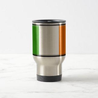 Ireland Flag Travel Mug
