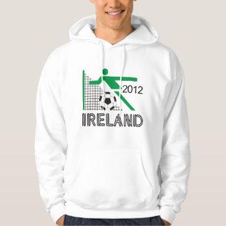 Ireland Football 2012 Irish Soccer 2012 Sweatshirt
