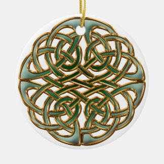 Ireland forever ceramic ornament