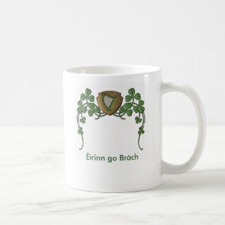 Ireland Forever Classic White Coffee Mug