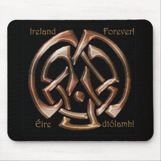 IRELAND FOREVER Collection Mouse Pad