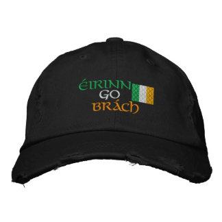 Ireland Forever Embroidered Baseball Hat