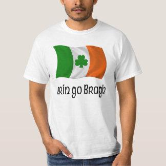 Ireland Forever Erin Go Bragh Irish Saying T Shirt