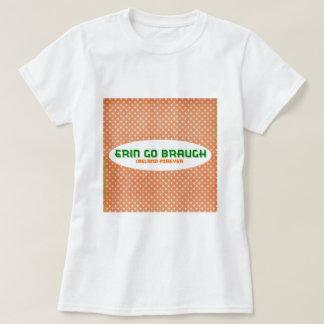 Ireland Forever Polka Dots Tee Shirt