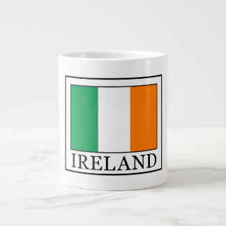 Ireland Giant Coffee Mug