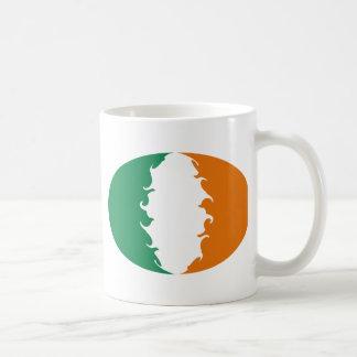 Ireland Gnarly Flag Mug