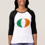Ireland Gnarly Flag T-Shirt