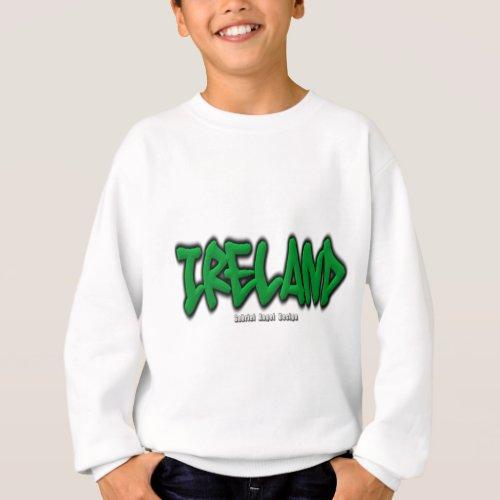 Ireland Graffiti Sweatshirt