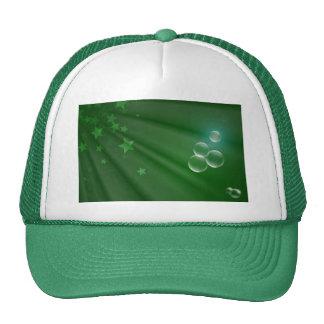 Ireland Green Pattern Art Peace Love Destiny Trucker Hat