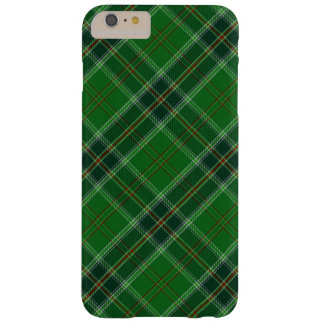 Ireland Green Tartan iPhone 6/6s Plus Case Barely There iPhone 6 Plus Case