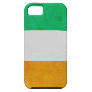 Ireland Grunge- Irish Tricolour Flag iPhone SE/5/5s Case