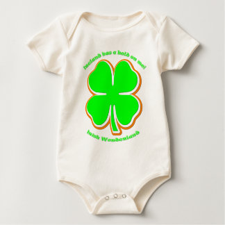 Ireland Has a Hold On Me Baby Bodysuit
