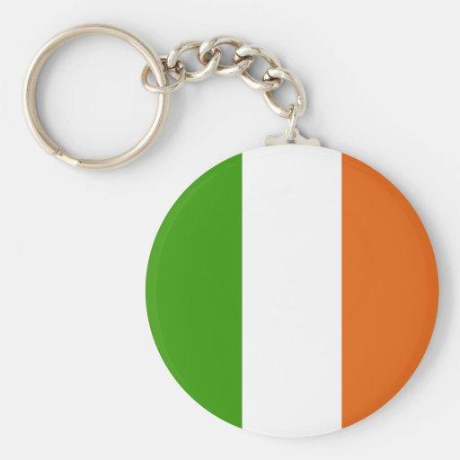 Ireland High quality Flag Keychain