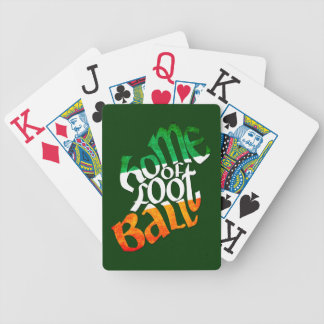 Ireland Home of Football GAA Bicycle Playing Cards