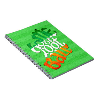 Ireland Home of Football GAA Notebook