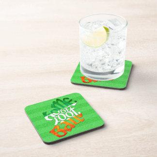 Ireland Home of Peil Ghaelach Drink Coaster