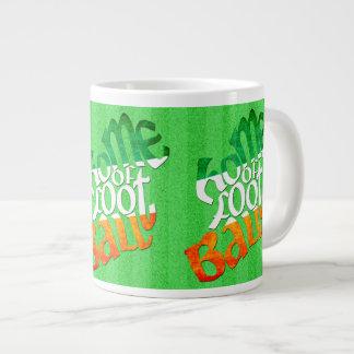 Ireland Home of Peil Ghaelach 20 Oz Large Ceramic Coffee Mug