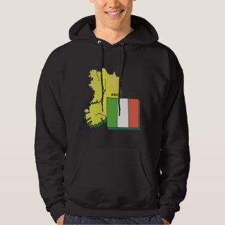 Ireland Hooded Pullover