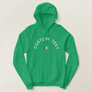 Ireland Hoodie - Ireland Custom Text
