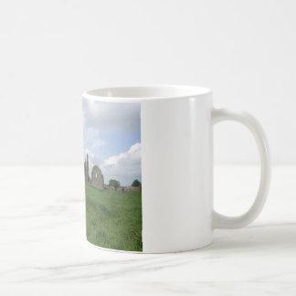 Ireland Hore Abbey Irish Ruins Rock of Cashel Coffee Mug