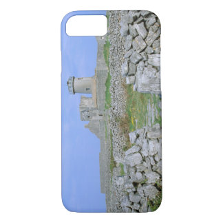 Ireland, Inishmore, Aran Island, Dun Aengus Fort iPhone 7 Case