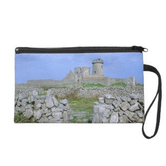 Ireland, Inishmore, Aran Island, Dun Aengus Fort Wristlet