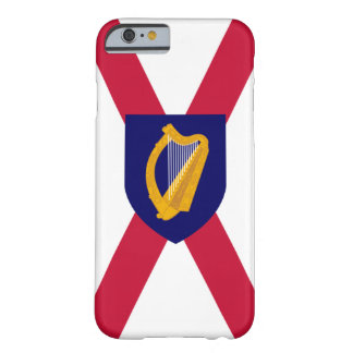 Ireland iPhone Case - Cross & Harp Shield