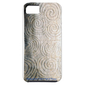 Ireland Iphone case, Newgrange Spiral symbols iPhone SE/5/5s Case