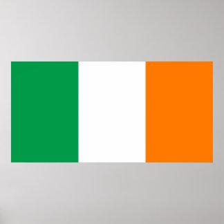 Ireland – Irish National Flag Poster