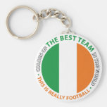Ireland Irlanda Art Shield Llaveros Personalizados