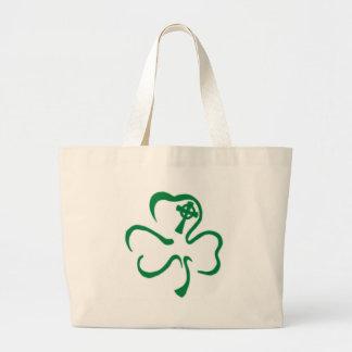 ireland jumbo tote bag
