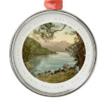 Ireland Kerry Lake With Blessing Pendant