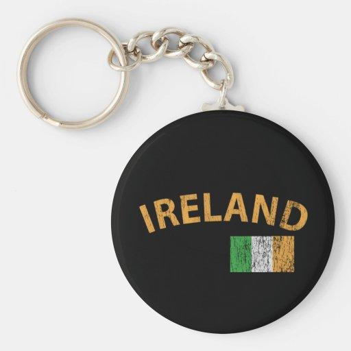 Ireland Key Chains