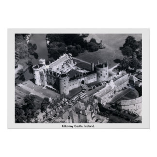 Ireland Kilkenny Castle River Nore Print